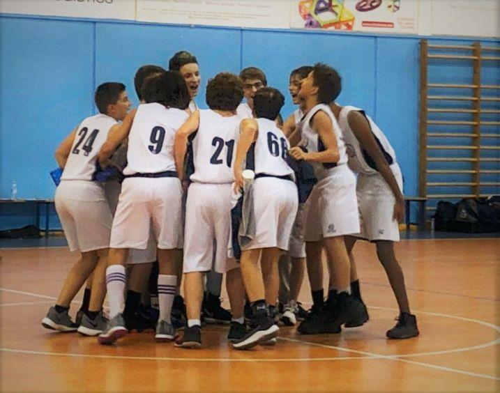 U13 bianchi Nuova Argentia