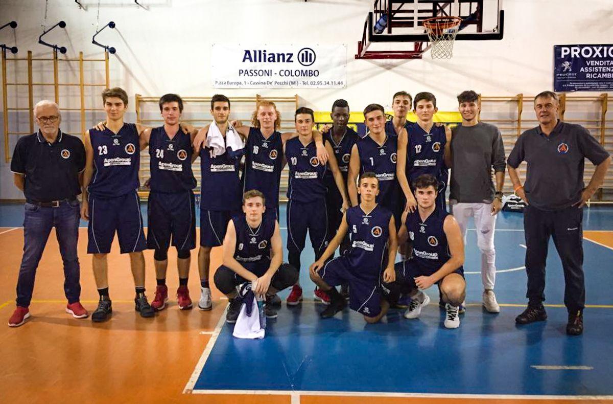 U18 Nuova Argentia Pallacanestro
