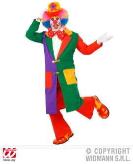 Cappotto clown - cod. 5755