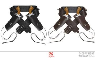 Cinturoni da cowboy in pelle - cod. 01052 / 01053 - 20,00 € cad.