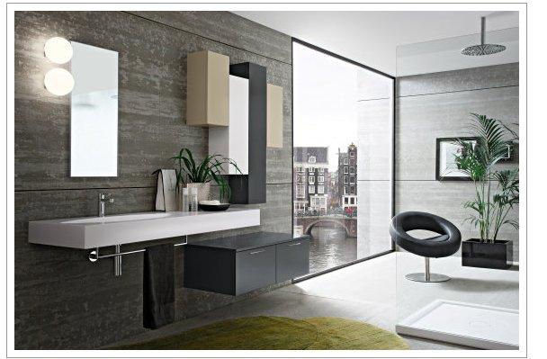 Installazione mobili bagno Milano Esposizione mobili bagno moderni Milano Negozio mobili bagni