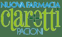 logo farmacia claretti pacioni