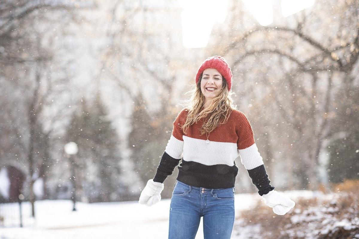 Gli effetti benefici del freddo sulla salute