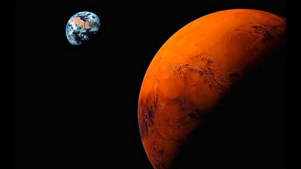 Tornavano da Marte