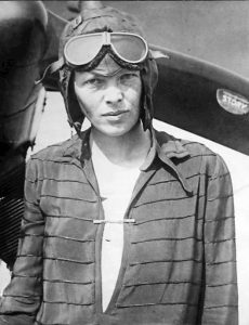 Amelia earhart awaits transatlantic flight 1928