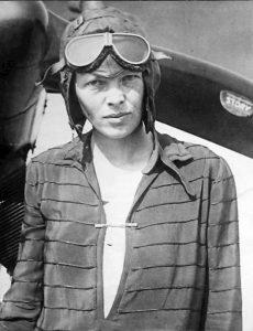 Amelia earhart awaits transatlantic flight 1928