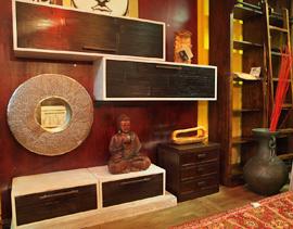Arredamento etnico  arredamento casa etnico  mobili