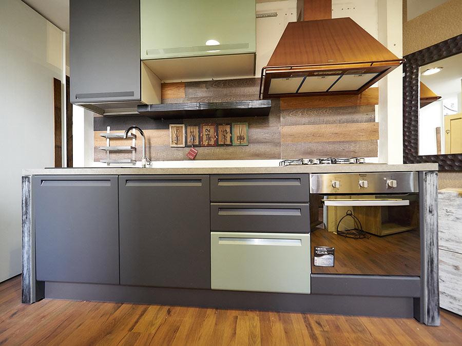 Cucina industrial cucina moderna in stile industriale