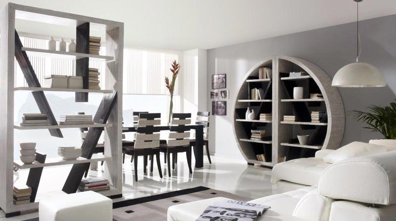 Librerie particolari Idee di arredamento per librerie design