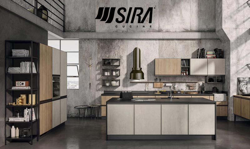 Cucine stile industriale moderne vendita cucine industrial chic su misura