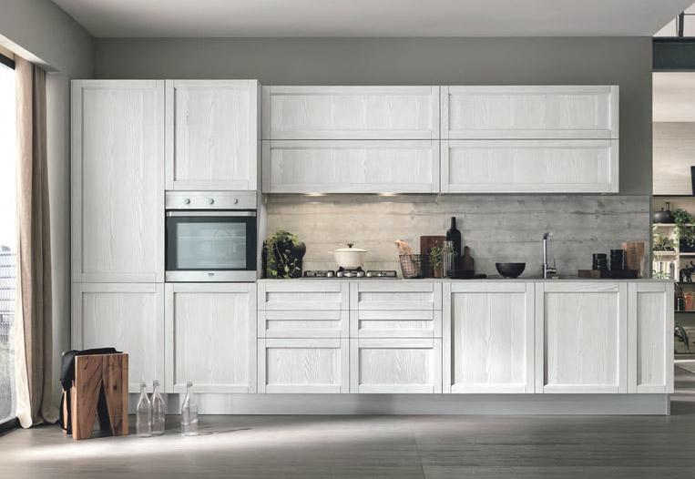 Cucine bianche moderne idee e proposte per arredare la cucina