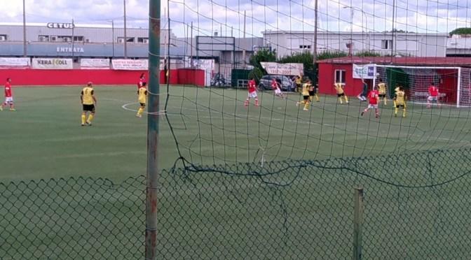 ALLIEVI ELITE | Accademia calcio Roma – Giardinetti Garbatella 0-3, la cronaca