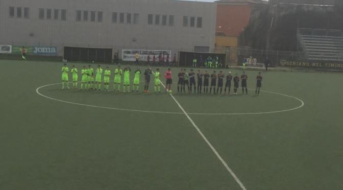 U15 | Il Racing Fondi si aggiudica il derby contro la Viterbese per 3-2