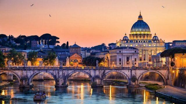 La Capitale festeggia il Natale di Roma 2018
