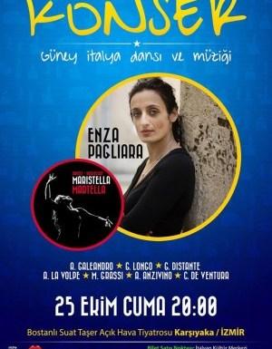 Concerto Pizzica Salentina - 25 Ottobre 2013 - Karsiaka/Izmir