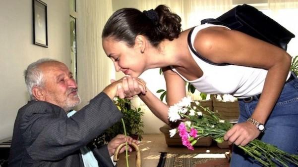 il rispetto per gli anziani