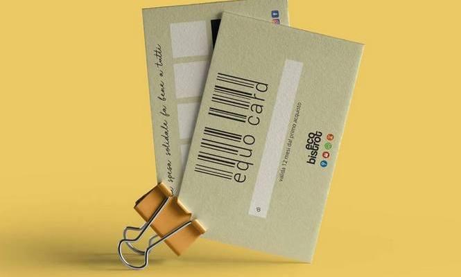 Salerno, l'Eco Bistrot a sostegno dell'economia solidale con l'Equo Card