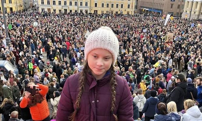 Greta Thunberg e i venerdì per il futuro