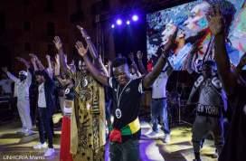 """La notte del """"Refugees Got Talent"""" incanta Catania"""