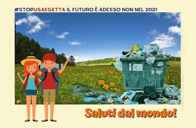 Stop usa e getta, il futuro è adesso!