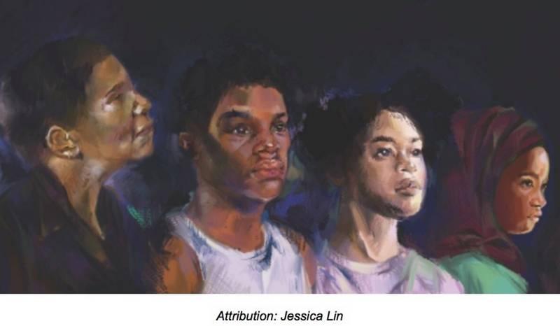 Jessica Lin, razzismo, oppressione
