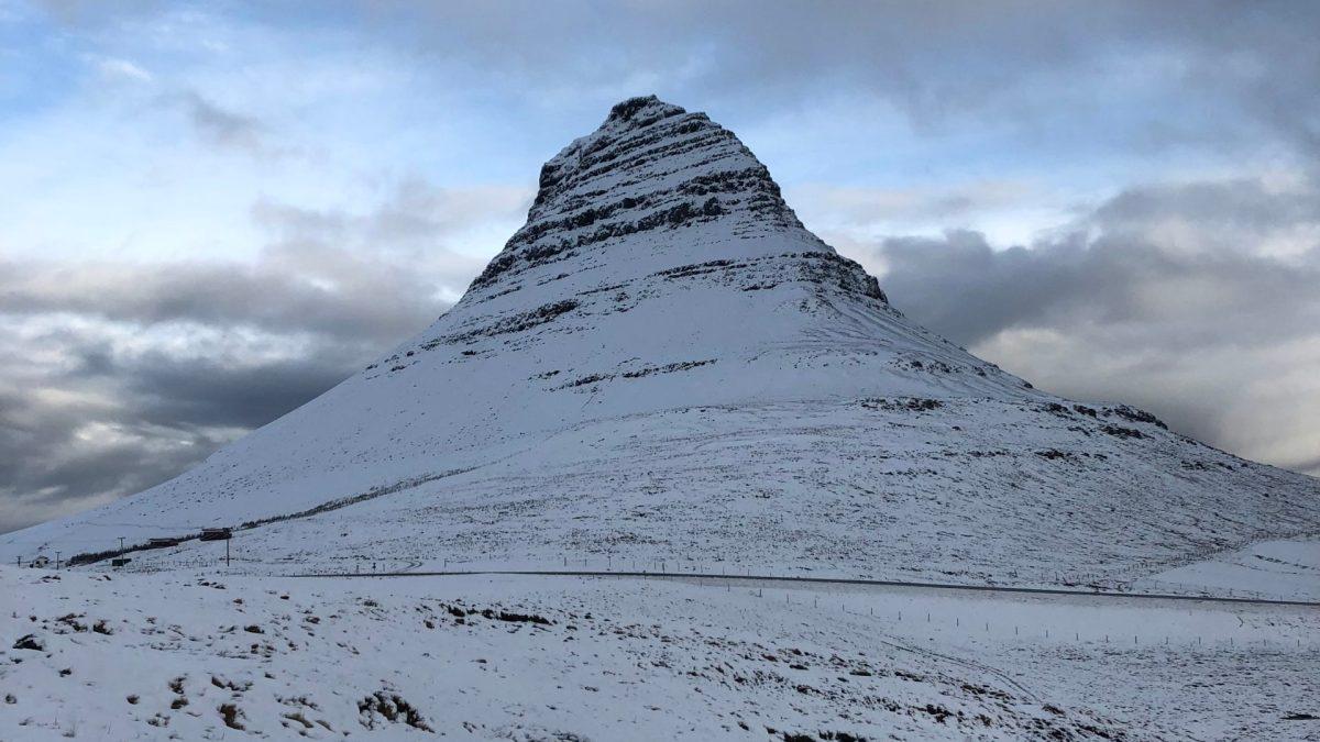 Diario Islanda Kirkjufell