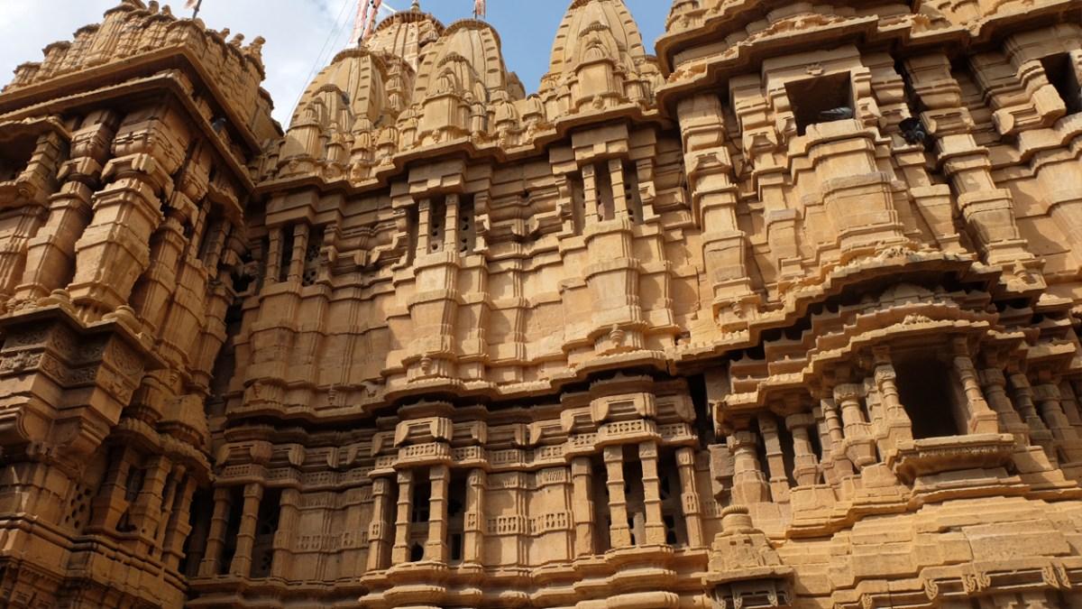 Diario India Jaisalmer Palazzo
