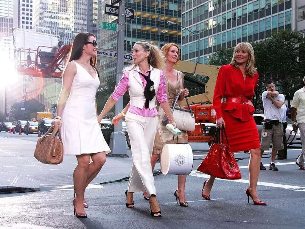 Blog Film New York Sex and the City