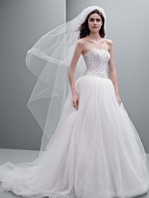 Top 10 los mejores vestidos de novia de Vera Wang