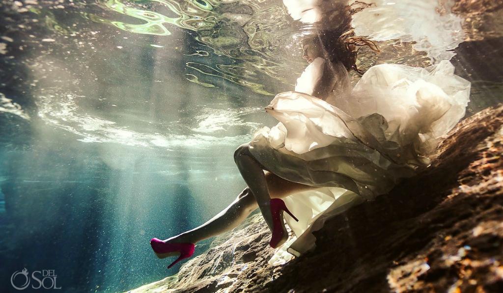 6 ideas increbles de Trash the Dress en YouTube  Nupcias Magazine