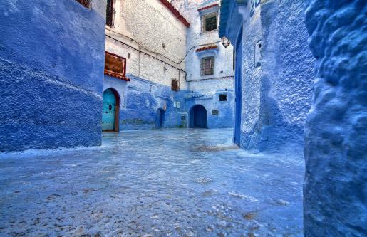Chefchaouen la hipnotizante ciudad azul de Marruecos