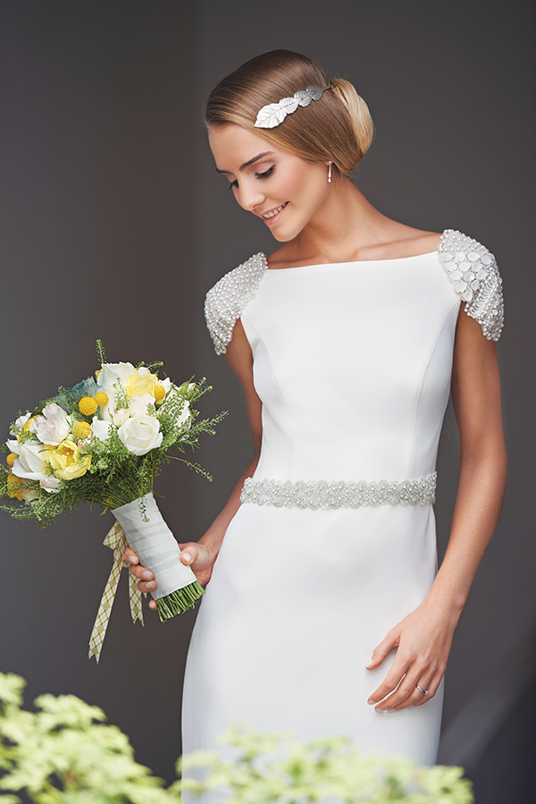 Tendencias 2015 vestidos ramos y accesorios para tu boda  Nupcias Magazine
