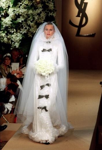 Vestidos de novia cmo han cambiado con los aos