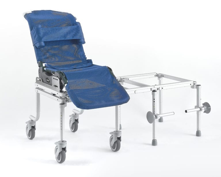 Mc6000leckey Pediatric Tub Slider With Mesh Cover