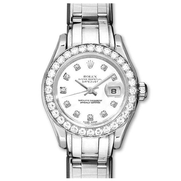 Rolex Pearlmaster 80299 Kaufen Online. Zwei Jahre Garantie