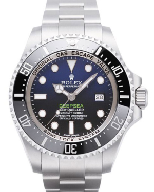 Rolex Sea-Dweller Deepsea D-Blue 116600