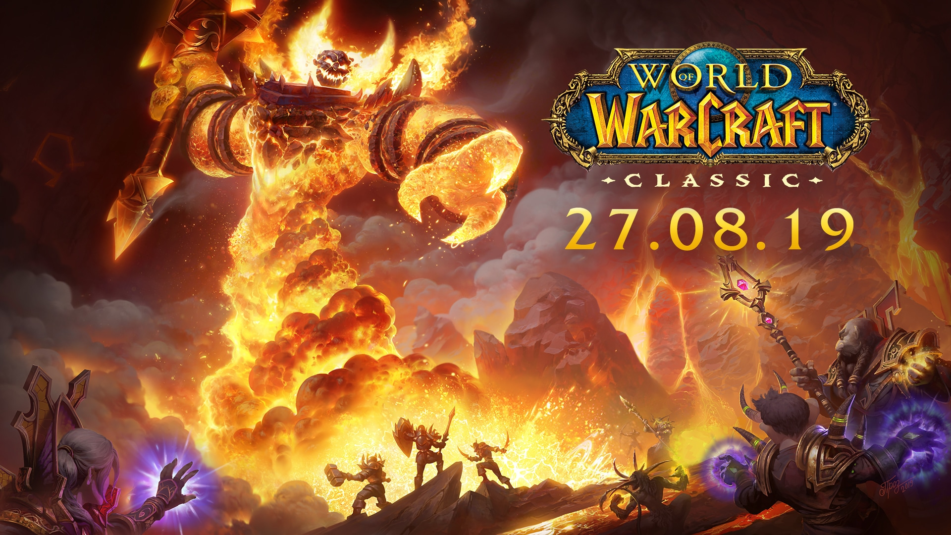 WoW-Classic Release Termin