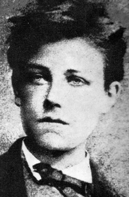 Arthur Rimbaud fotoğrafı