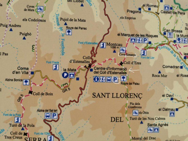 Excursión a la Cova Simanya