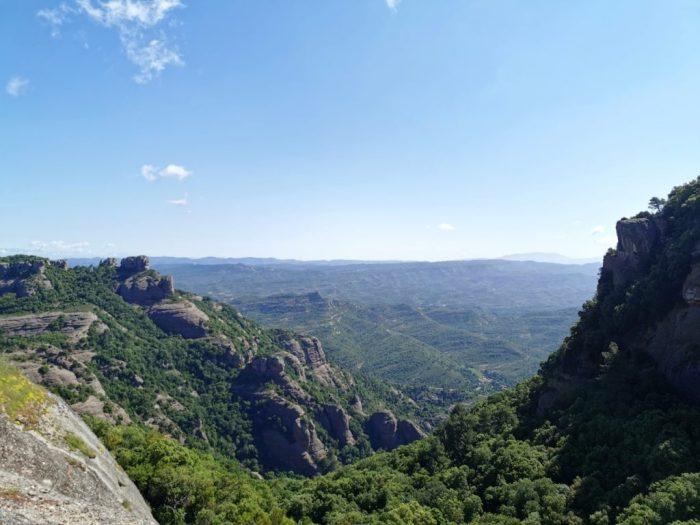 Parque Natural Sant Llorenç de Munt i l'Obac