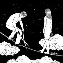 Yo, mi pareja y mi ex