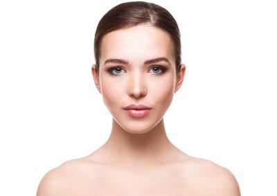 Estudio del rostro (mujer)
