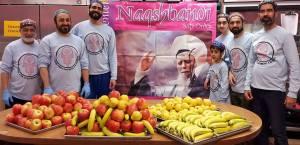 FZHH - Volunteers Feeding the Homeless 2016