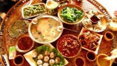 Food table -Chinese