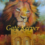 Gate keeper- lion and door - Asad Allah