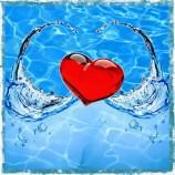 Heart Washing love - Wudu