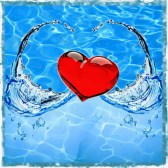Heart Washing love - Wudu