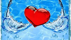 Heart Washing love – Wudu