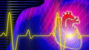 Heart's sound wave – Zikr