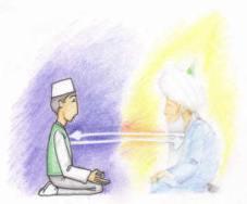 Muraqaba face 2face Meditation Connection